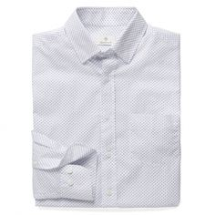 GANT Diamond G Shadow Printed Fitted Shirt362532