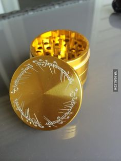 Where could i buy this precious goldie at? #grinder #goldie