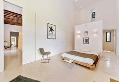 Arredamento e stile minimal per una villa con piscina a Ibiza - Elle Decor Italia