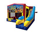 The Hottest Bounce Houses for Rent!  At 805 Jumpers, we bring the fun and fantasy to your kid's birthday party. We offer a wide selection of bounce houses for rent as well as water slides, tents, tables and chairs. Fully licensed and insured, we can provide all the party equipment you need for hours of non-stop entertainment.