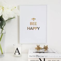 Are you interested in our Wall Art Print? With our Gold Foil Print you need look no further.