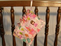 Pacifier Bag Newborn Gift Idea Binky Bag Pacifier by QuiltedRhymes