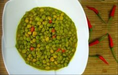 Curry Pigeon Peas Recipe - #peas, #recipe, #curry