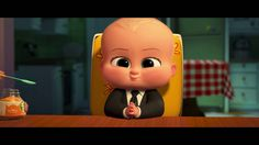 DreamWorks' The Boss Baby (2017) - Trailer