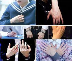 Suga l Motionless Min l Min Yoongi ♥️ (suga's hands appreciation post)