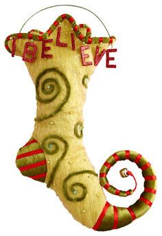 Silver Velvet Christmas Stocking with Rouched Cuff Christmas Decor - traditional - holiday decorations - FRONTGATE
