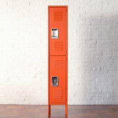 LYON 2-TIER RECESSED HANDLE LOCKER   Metal Products,Locker, Cabinet     P.F.S. Online Shop