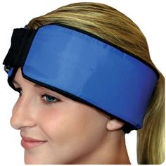 You might think it looks ridiculous, but give yourself a couple months without Advil, and you'll be ready to strap an ice pack to your head too. Pregnancy headaches are the worst! Health Guru, Health Class, Health Trends, Health Tips, Pregnancy Health, Pregnancy Workout, Pregnancy Advice, Womens Health Magazine, Hair And Makeup Tips
