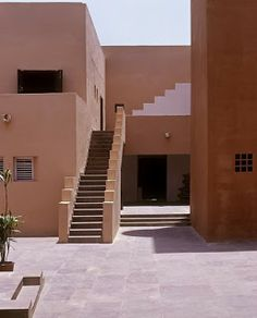 Architecture of Charles Correa