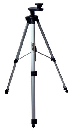 "Johnson Level 40-6861 Dule Purpose Aluminum Tripod with 1/4""-20 Adapter"