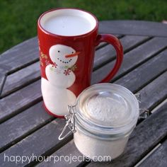 White Hot Chocolate | White Hot Cocoa Mix