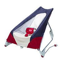 Tiny Love Take Along Bouncer in Red