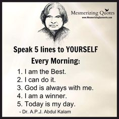 Looking for for inspiration for good morning quotes?Check this out for unique good morning quotes inspiration. These unique images will you laugh. Apj Quotes, Life Quotes Pictures, Wisdom Quotes, True Quotes, Words Quotes, Best Quotes, Funny Quotes, Funny Pictures, Inspirational Quotes About Success