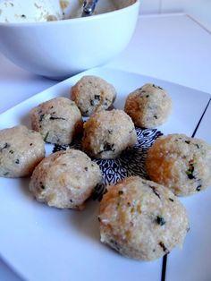 Espace recette Recette de keftas de poulet et son dip à la libanaise - Imenager.com