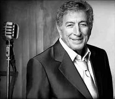 Because he's Tony Bennett Click on for many songs