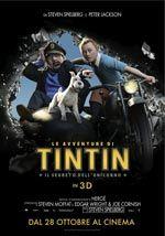 Il film racconta la storia del giovane e curioso reporter Tintin (Jamie Bell) e del suo fedele cane Milou che scoprono il modellino di una nave che nasconde un segreto esplosivo. Coinvolto in un mistero vecchio di secoli, Tintin si ritrova al centro dell'interesse di Ivan Ivanovitch Sakharine (Daniel Craig), un diabolico cattivo convinto che abbia rubato un tesoro inestimabile legato a un perfido pirata, Red Rackham.