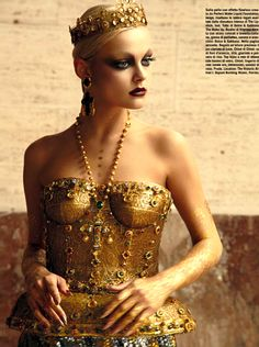 Dolce & Gabbana, Vogue Italia 2013