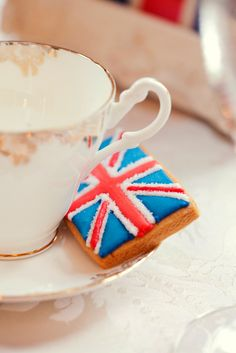 Our Royal Wedding themed favours, shot by the fabulous Rock My Wedding blog