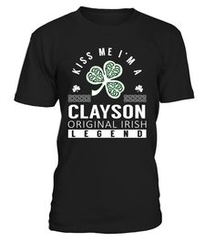 CLAYSON Original Irish Legend
