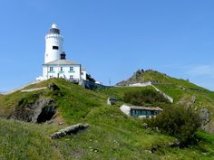Start Point by Jonathan Billinger, via Geograph Lighthouse keepers pig sty