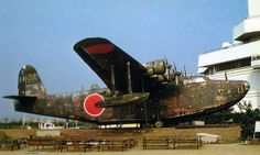 Imperial Japanese Navy Kawanishi H8K Flying Boat Emily h8k-1