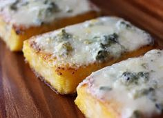 Agnese Italian Recipes: Creamy Polenta with Gorgonzola and Spinach : Agnese's Secret Receipe