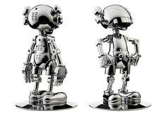 The Hajime Sorayama x OriginalFake KAWS No Future Companion