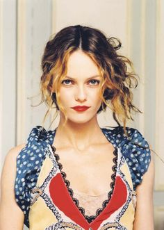 Vanessa Paradis par Bettina Rheims