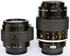 Nikon PN-11 & Micro Nikkor 105mm f:1.4