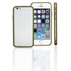 APPLE IPHONE 6 PLUS BUMPER PRO – gold Codice prodotto: IP6PBPY Info a:info-tecniche@phonix.it