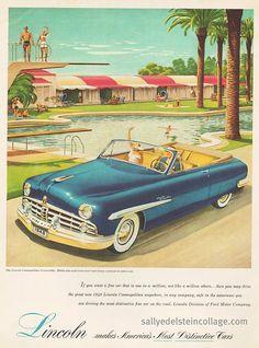 1949 Lincoln ad