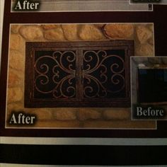 Pleasant Hearth Fenwick Oil-Rubbed Bronze Small Fireplace Doors ...