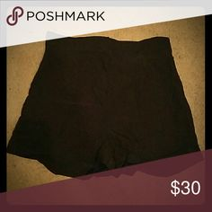 Pinup Couture Black High Waisted Shorts Black High Waisted Shorts. Pinup Couture Brand. Size Small. Pinup Couture Shorts