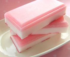 Soap - Yuzu Yum Sugar Scrub - Handmade Natural Glycerin Bar Soap - My Favorite.