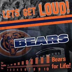 Let's Go Bears!!!