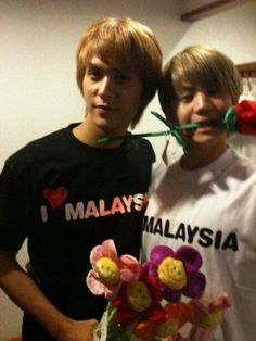 Dongwoon and Yoseob