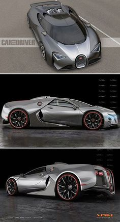 """""""2017 Bugatti Chiron $2.5 Million"""" Pictures of New 2017 Cars for Almost Every 2017 Car Make and Model, Newcarreleasedates.com is…"""