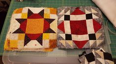 Blocks.  Getting there...
