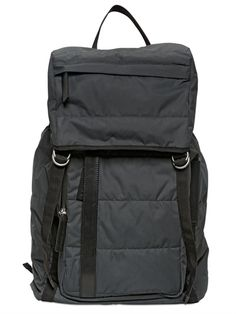 MARNI - NYLON BACKPACK Sports Bags, Luxury Shop, Marni, Backpacks, Shopping, Accessories, Design, Fashion, Moda
