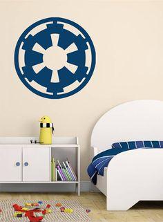 kik2203 Wall Decal Sticker STAR WARS Galactic Empire Living children's room