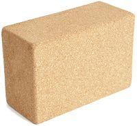 4 Inch Cork Yoga Block