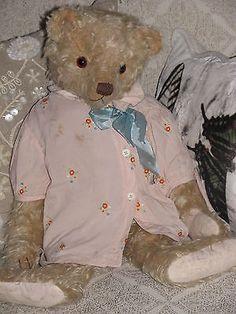 Outstanding Antique Style Bear Susanne Tauber Die Aus Dem Koffer