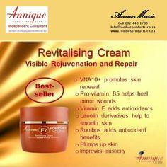 Annique Revitalising cream with rooibos