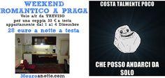 WEEKEND A PRAGA PER 2! Volo da Treviso a/r e appartamento 28 Euro a notte a testa