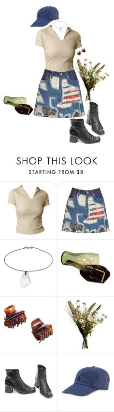 """""""from grace"""" by whaaa ❤ liked on Polyvore featuring Junya Watanabe, Topshop, John Lewis, Abigail Ahern and Polo Ralph Lauren"""
