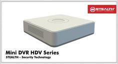 Mini DVR HDV Series