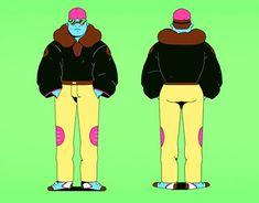 Character Design & Illustrations