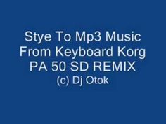 Style To Mp3 Music