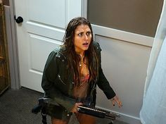 'Sharknado' star Cassie Scerbo: 'My number one fear is sharks!'