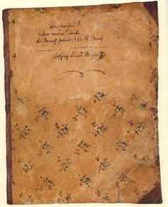Mozart Diary from 1784...